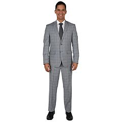 Men's Geoffrey Beene Tailored-Fit Suit