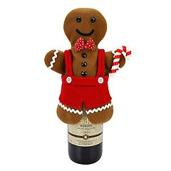 St. Nicholas Square® Gingerbread Wine Cover