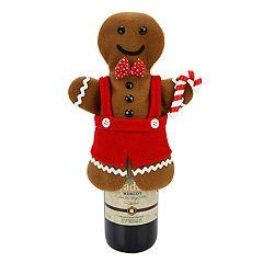 St. Nicholas Square® Gingerbread Wine Cover