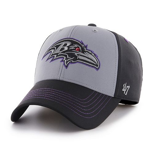 Adult  47 Brand Baltimore Ravens Rad Adjustable Cap f38340702