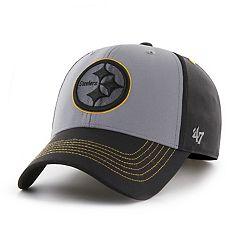 Adult '47 Brand Pittsburgh Steelers Rad Adjustable Cap