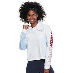 Women's PUMA Modern Sport Graphic Hoodie