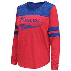 Women's Kansas Jayhawks My Way Tee