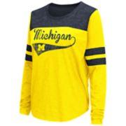 Women's Michigan Wolverines My Way Tee