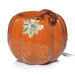 Yankee Candle Scenterpiece Twirling Auburn Warmer