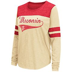 Women's Wisconsin Badgers My Way Tee
