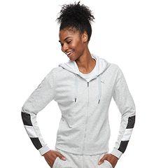 Women's PUMA Ace Sweat Hooded Zip-Up Jacket