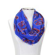 Women's Boise State Broncos Logo infinity scarf