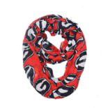 Women's Georgia Bulldogs Logo infinity scarf