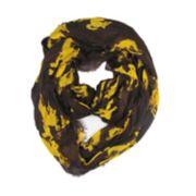 Women's Wyoming Cowboys Logo infinity scarf