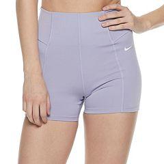 Women's Nike Dri-Fit Training High-Waisted Shorts