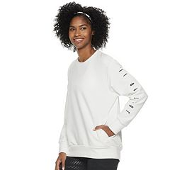 Women's Nike Dri-FIT Long-Sleeve Graphic Training Top