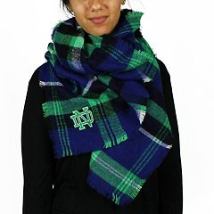 Women's Notre Dame Fighting Irish Tailgate Blanket Scarf