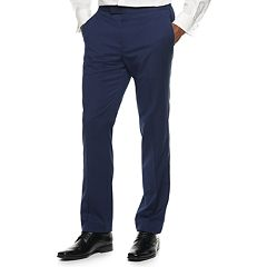 Men's Apt. 9® Extra-Slim Fit Stretch Flat-Front Tuxedo Pants