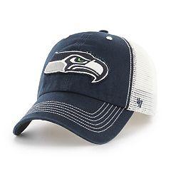 Adult '47 Brand Seattle Seahawks Trucker Cap