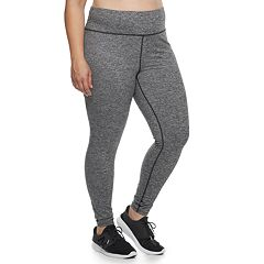 Plus Size Tek Gear® Performance High-Waisted Leggings