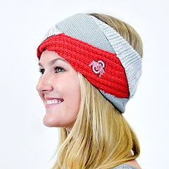 Women's Ohio State Buckeyes Criss Cross Headband