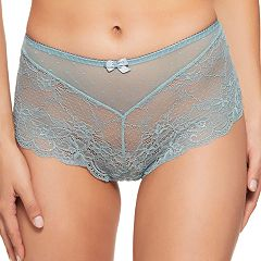 Women's Perfects Australia Lyla Lace Boyshort Panty 14USH117