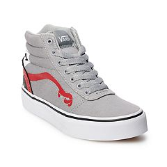 Vans Ward Hi Monster Boys Skate Shoes