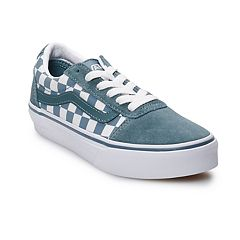 Vans Ward Boys Suede Skate Shoes