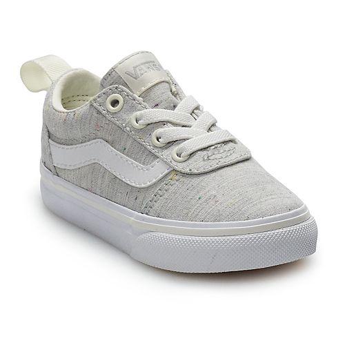 7402ad83b6ba5 Vans Ward Toddler Girls' Shoes