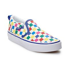 Vans Asher Girls Skate Shoes