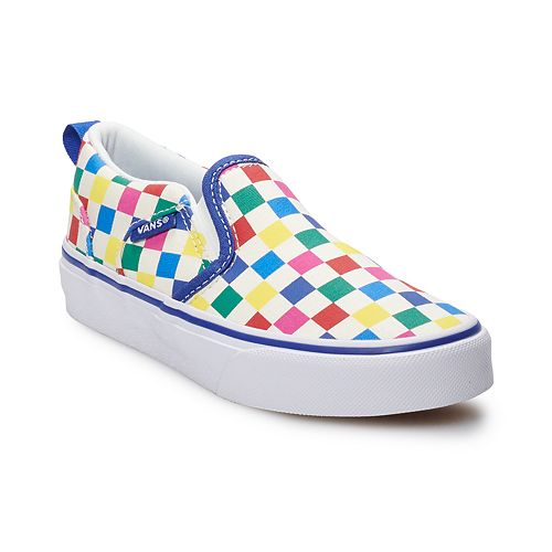 449dceda97 Vans Asher Girls Skate Shoes