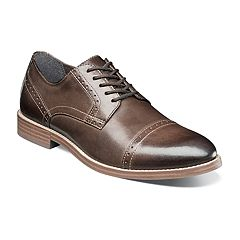 Nunn Bush Middleton Men's Cap Toe Dress Oxford Shoes