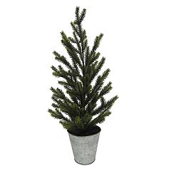 SONOMA Goods for Life™ 24-in. Artificial Pine Tree Christmas Decor