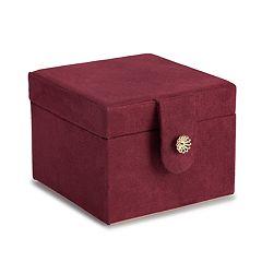LC Lauren Conrad Red Jewelry Box