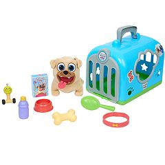 Disney's Puppy Dog Pals Rolly Groom and Go Pet Carrier