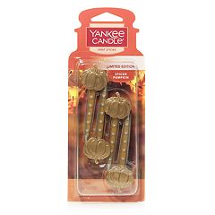 Yankee Candle Spiced Pumpkin Car Vent Sticks