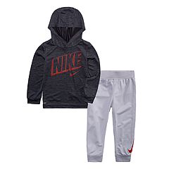 Toddler Boy Nike Dri-FIT Hoodie & Pants Set