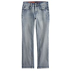 Boys 8-20 Urban Pipeline™ Straight-Leg Stretch Jeans