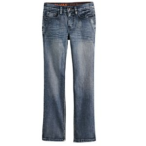 5a2ebba7 Boys 8-20 Urban Pipeline™ Classic Relaxed Straight Jeans In Regular ...