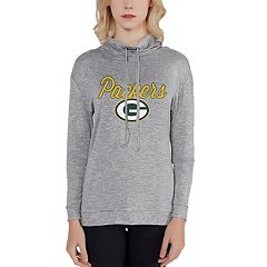 Women's Green Bay Packers Cowlneck Top