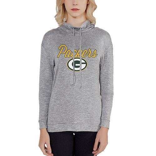 Women s Green Bay Packers Cowlneck Top cec1da4ec