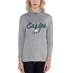 Women's Philadelphia Eagles Cowlneck Top