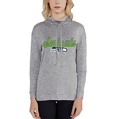 Women's Seattle Seahawks Cowlneck Top