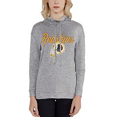 Women's Washington Redskins Cowlneck Top