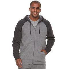Men's Tek Gear® Ultra Soft Fleece Basic Full-Zip Hoodie