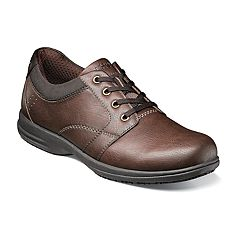 Nunn Bush Shawn Men's Plain Toe Work Oxfords
