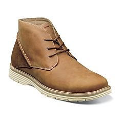 Nunn Bush Littleton Men's Plain Toe Casual Chukka Boots