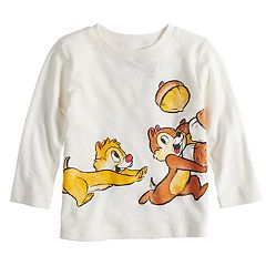 Disney's Chip 'N Dale Baby Boy Slubbed Tee by Jumping Beans®