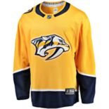 Men's Nashville Predators Official Breakaway Jersey