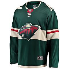 buy online 98747 a3bbd NHL Minnesota Wild Jerseys Sports Fan | Kohl's