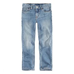 Boys 8-20 Levi's 511 Warp Straight-Leg Stretch Jeans