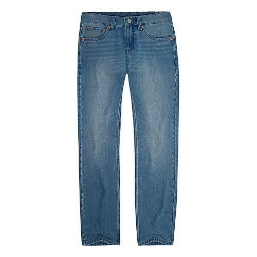 Boys 8-20 Levi's 511 Warp Straight-Leg Stretch Jeans
