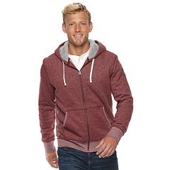 Men's SONOMA Goods for Life™ Supersoft Modern-Fit Sherpa Fleece-Lined Jacket
