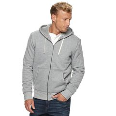 Men's SONOMA Goods for Life™ Supersoft Sherpa Fleece-Lined Jacket
